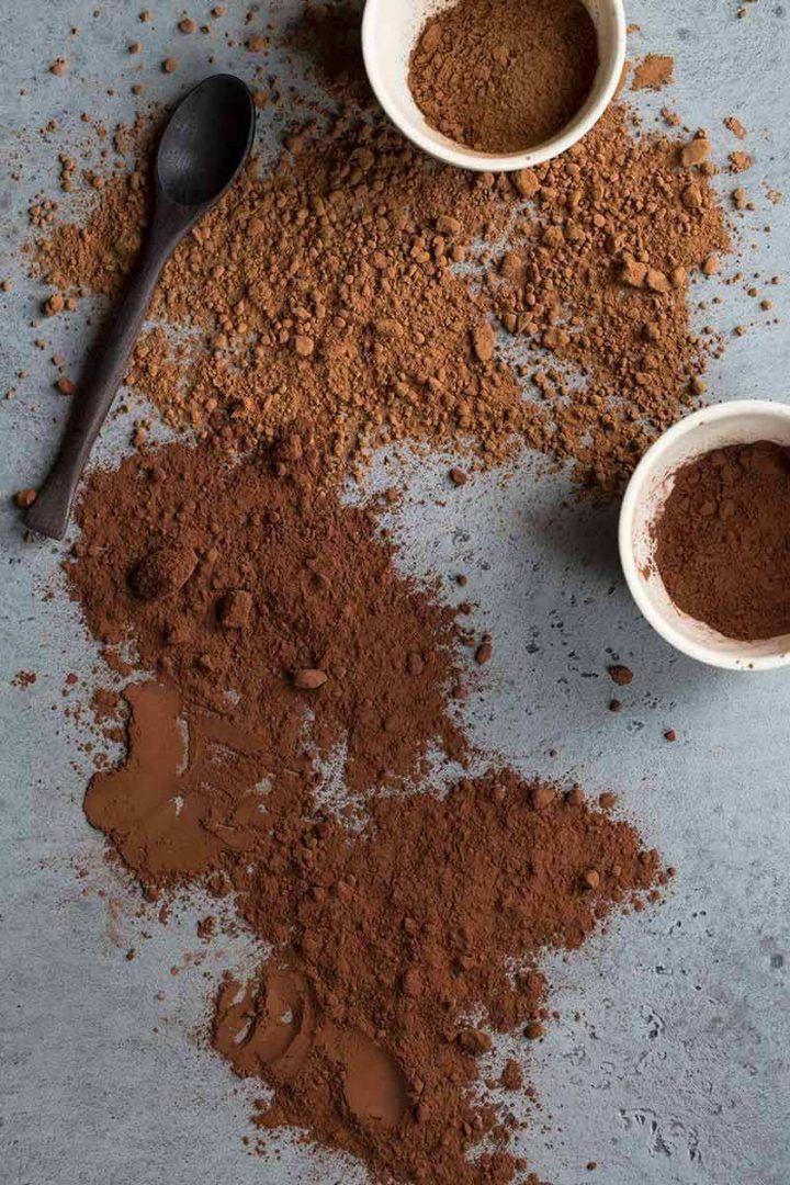 Chocolate em Pó ou Cacau em Pó?