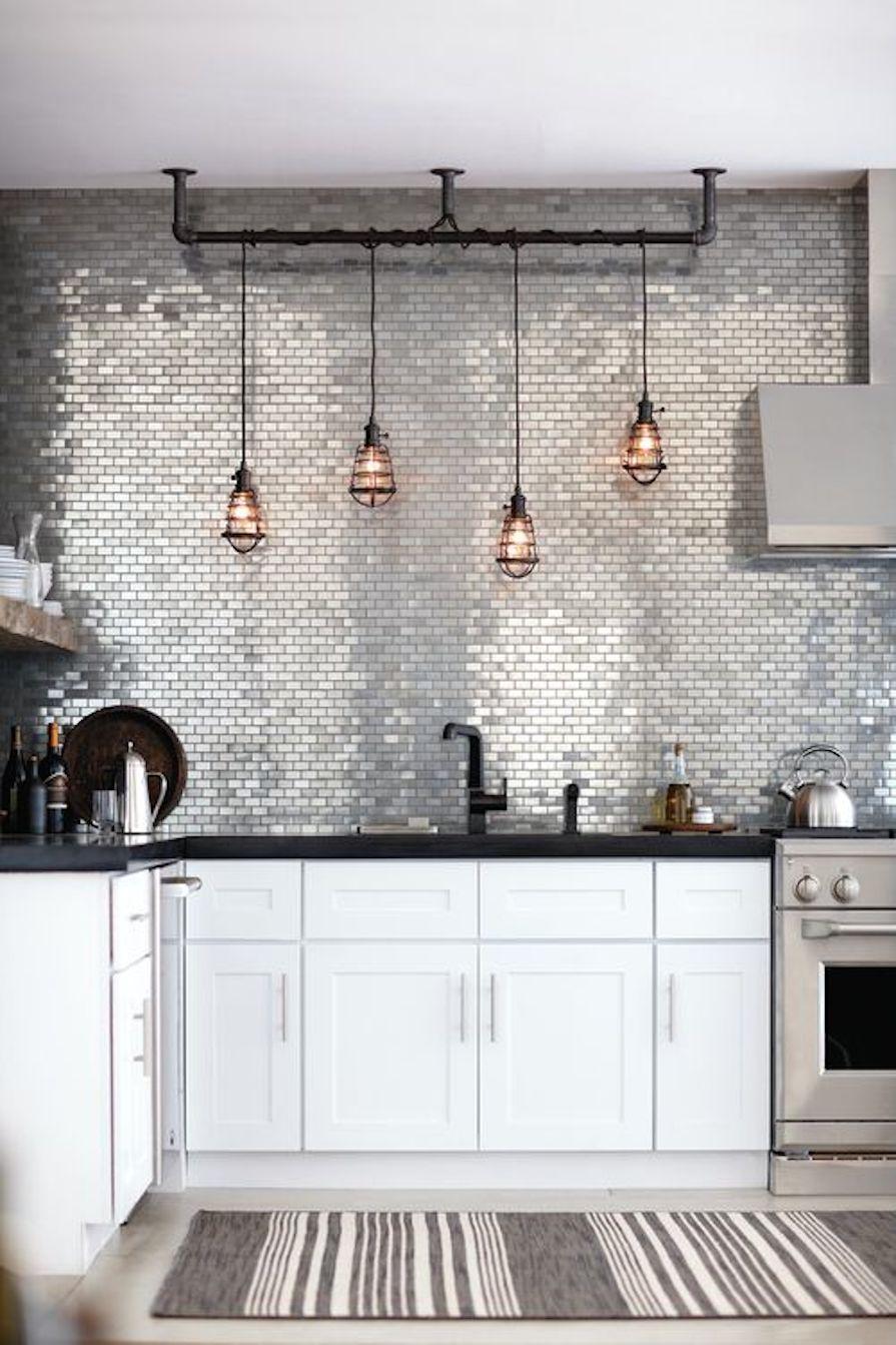 cozinha lampada
