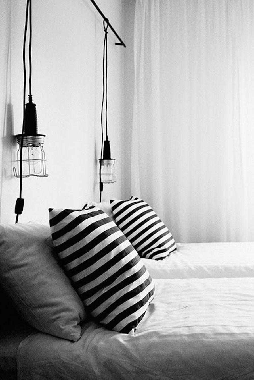 lampada cama