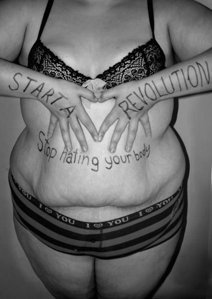 stop hatting your body 1