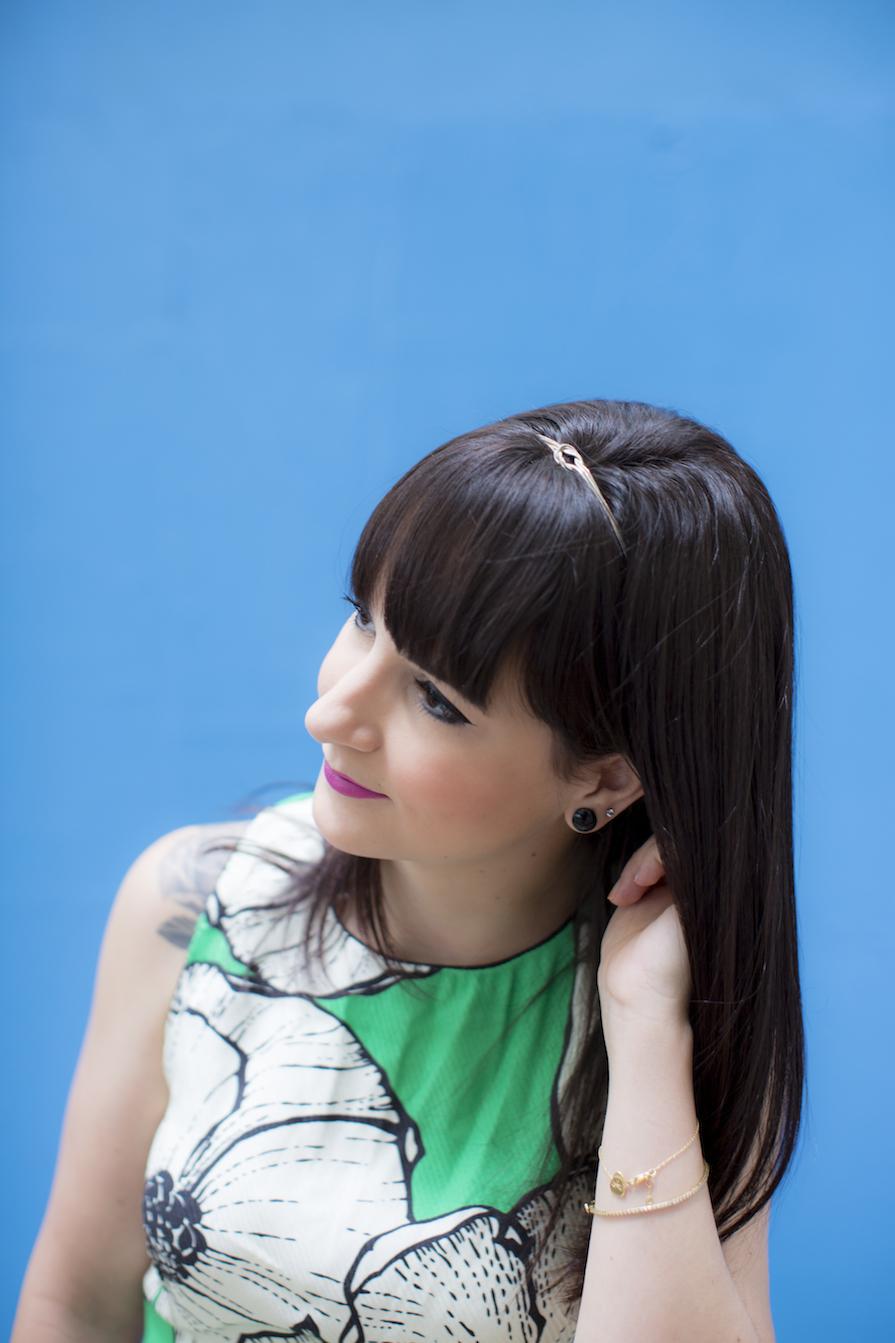 danielle-noce-vestido-longo-tiara-cabelo