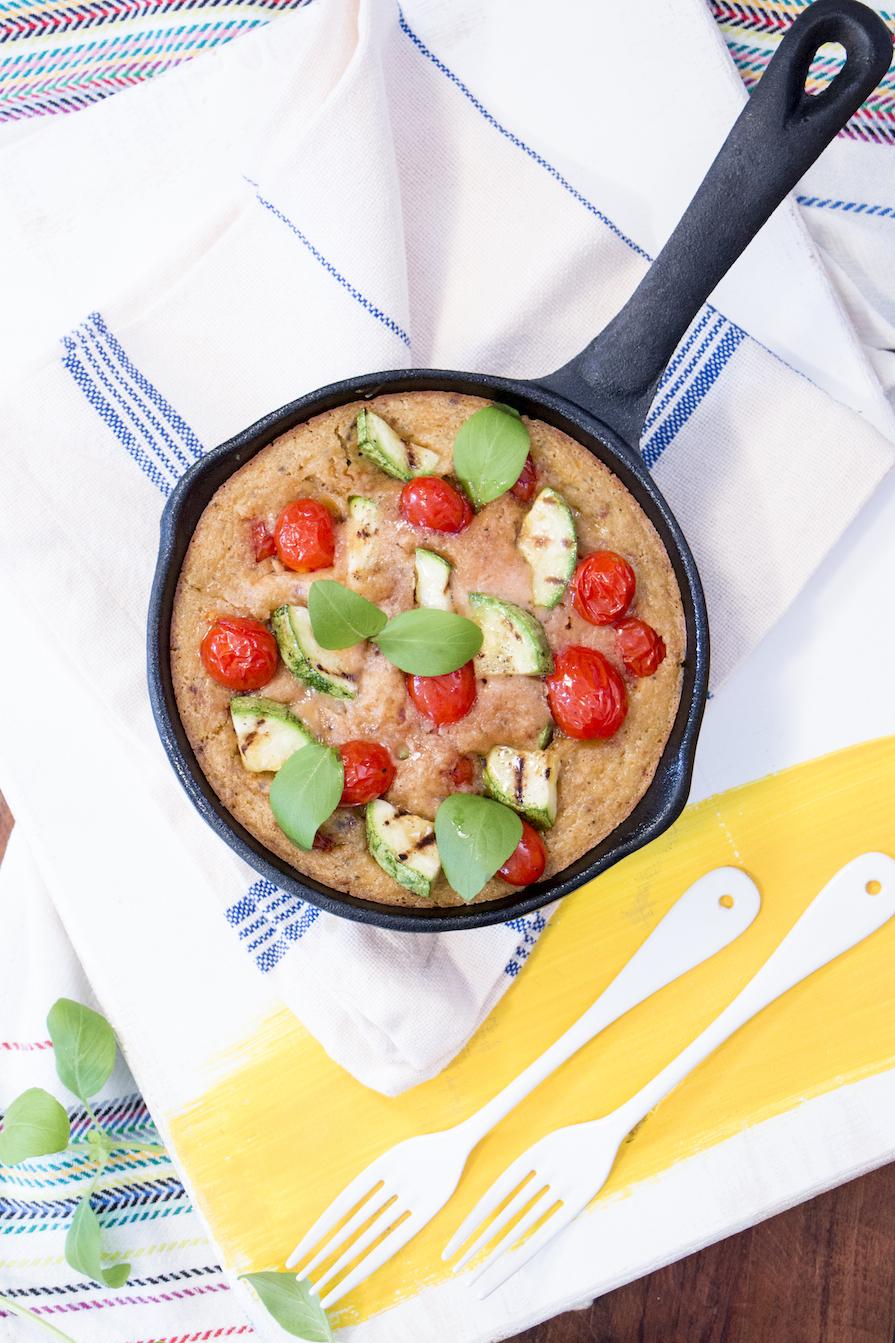 frittata de abobrinha e tomate 2