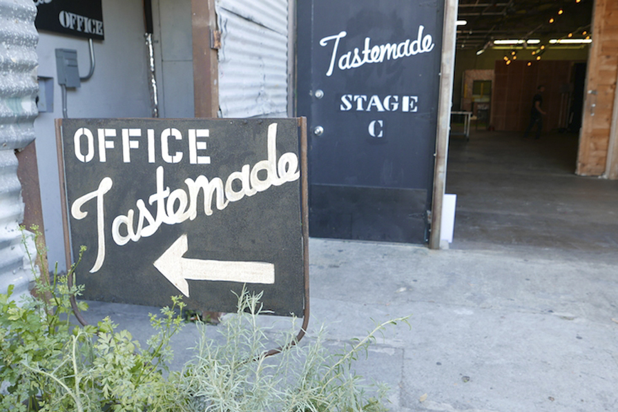 Festa na Tastemade em L.A.