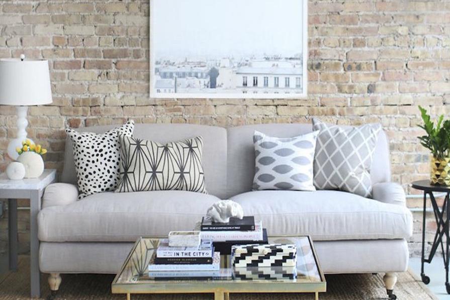 3 maneiras de decorar com almofadas