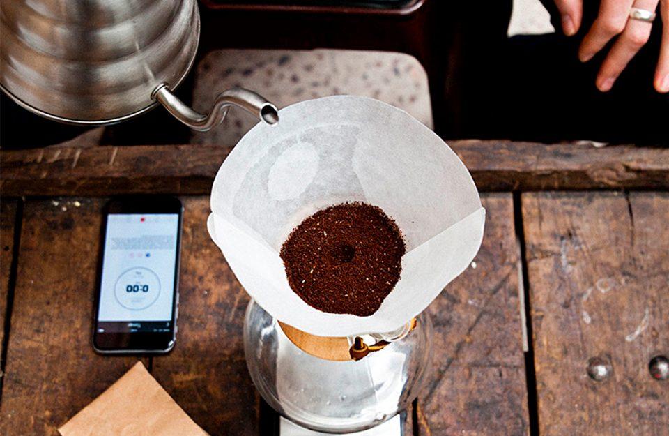 Café Forte x Café Fraco