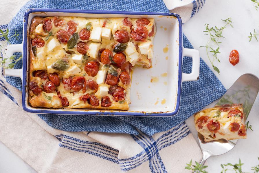receita-como-fazer-clafouti-tomate-tomatinho-queijo-feta-manjericao-4