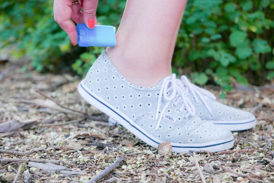 Como manter seus pés intactos em viagens