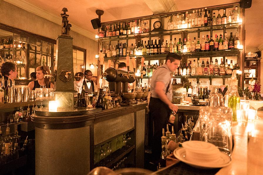 Maison Premier Bar