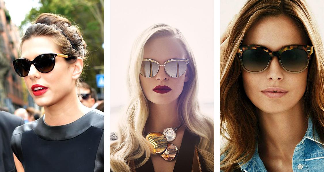 10 marcas desejo de óculos escuros - Danielle Noce df068f2737