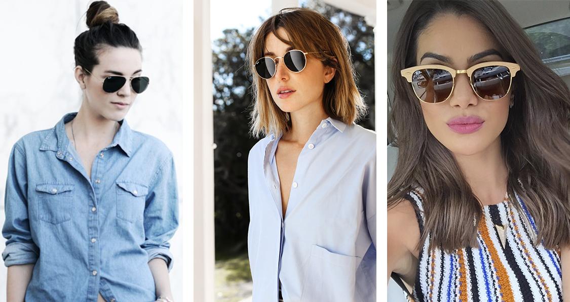 2bab37554 10 marcas desejo de óculos escuros - Danielle Noce