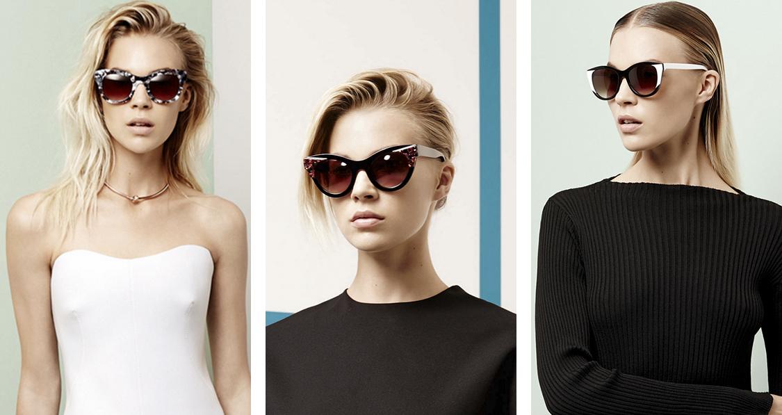 29acb275a 10 marcas desejo de óculos escuros - Danielle Noce