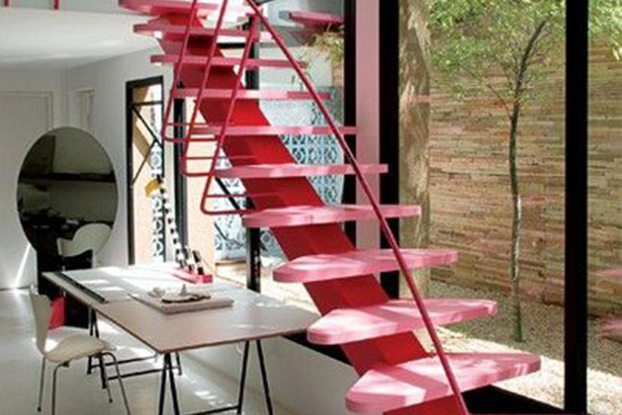 Escadas lindas para você se inspirar