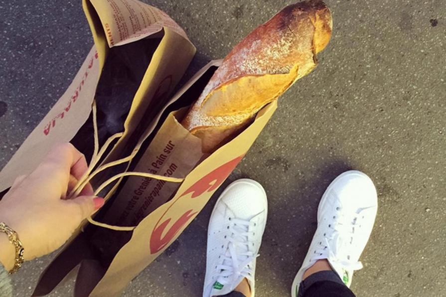 Aaah, as baguetes francesas…