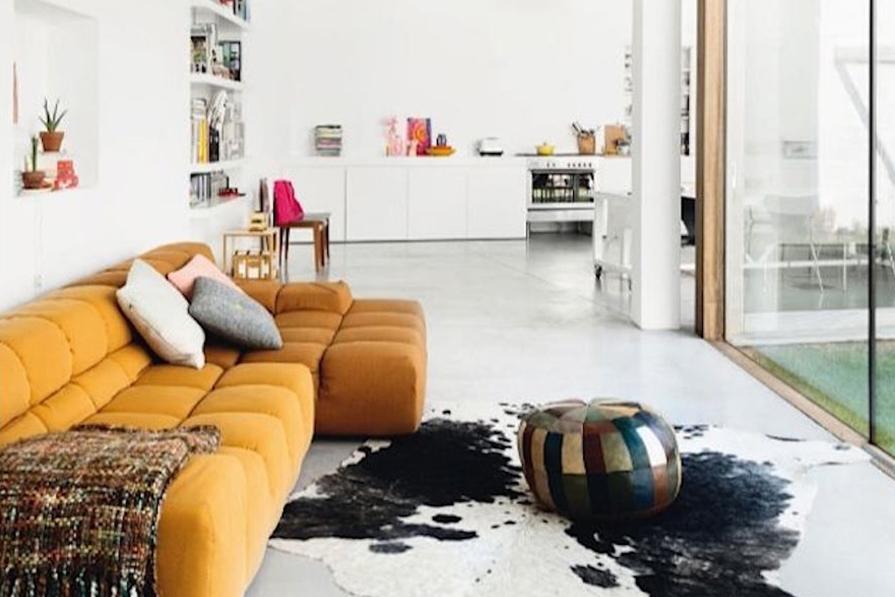 10 ambientes incríveis com concreto