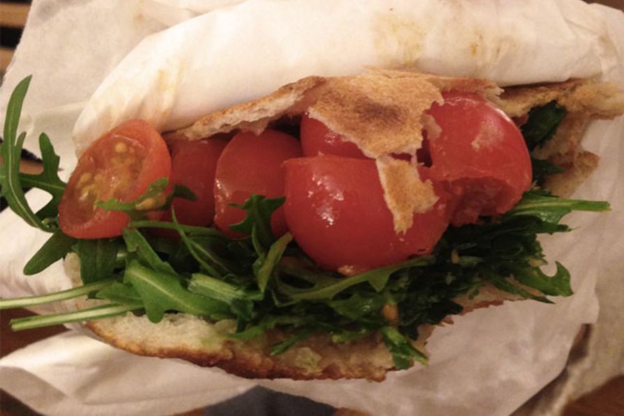 Cosi: um dos melhores sanduíches da França