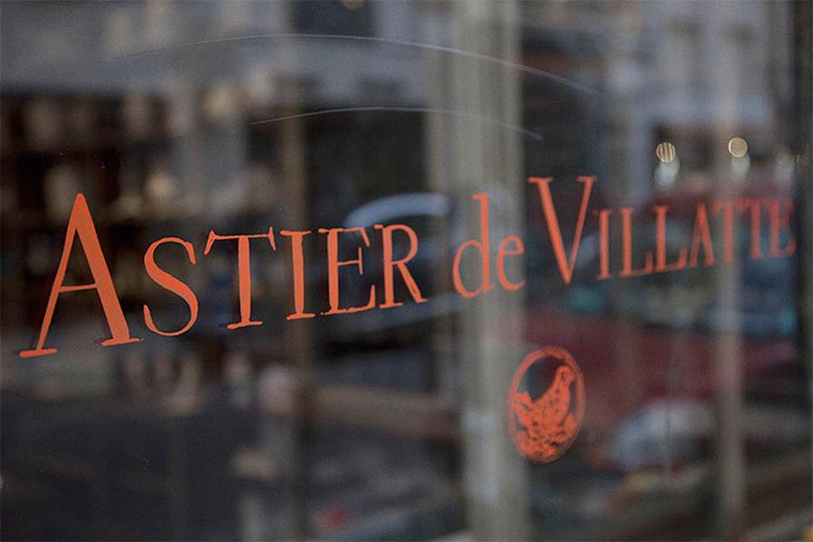 Minha loja preferida de louças: Astier de Villatte