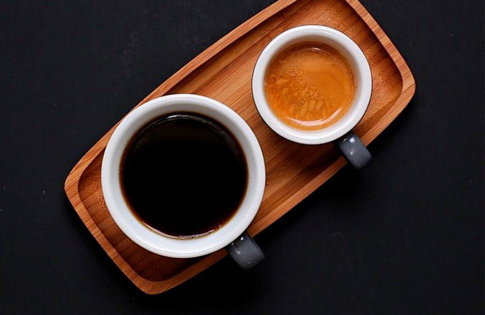 Métodos de Extração: Espresso