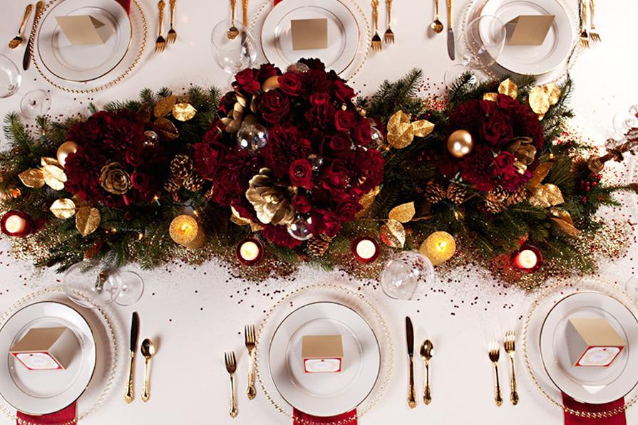 Dicas para decorar sua mesa de natal
