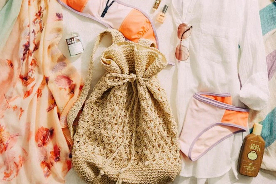 Bolsa de praia – ou piscina!