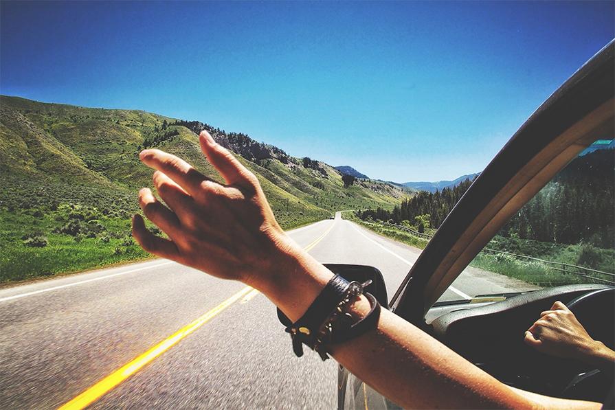 American dream: Road trip na costa oeste