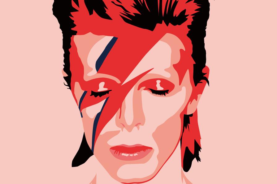 69 anos de Bowie