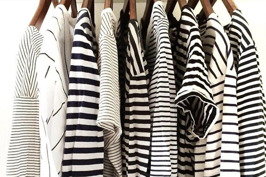 Preto e branco: 10 peças, 5 looks