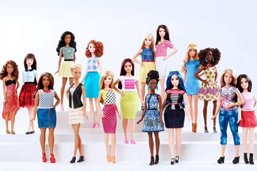Barbie para todos!