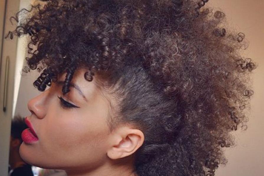Penteados: cacheadas, crespas e afro