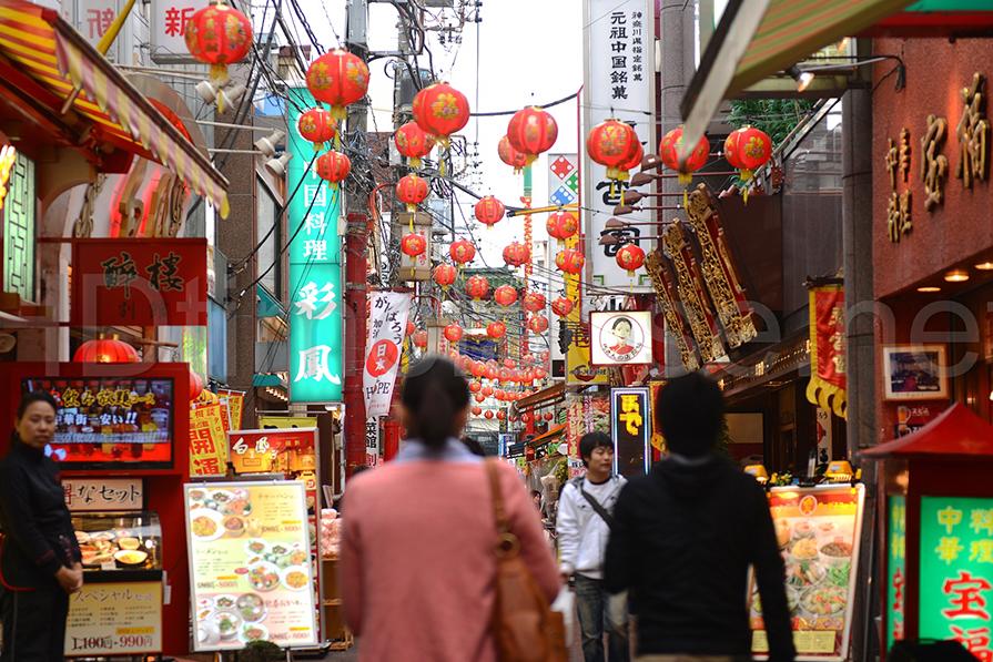 Chinatowns pelo mundo