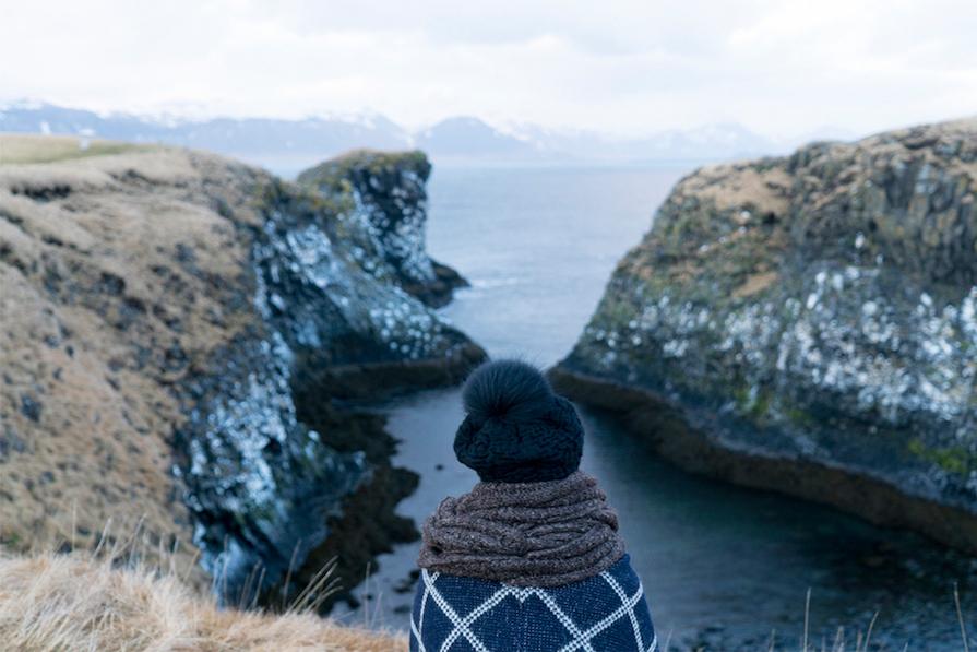 Pé na estrada: muitos passeios pela Islândia
