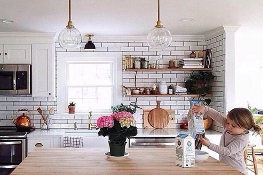 Inspiração: Cozinhas neutras