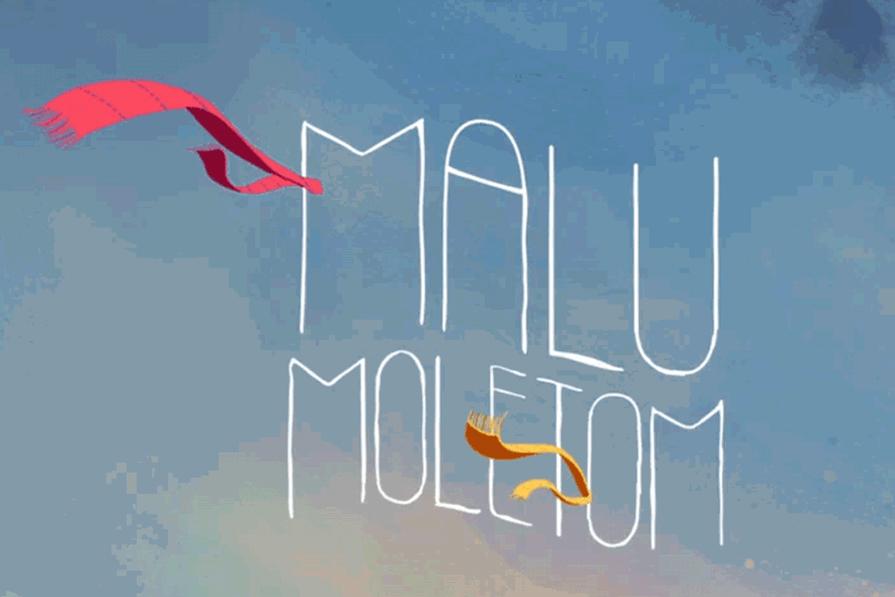 Malu Moletom: Campanha do Agasalho 2016