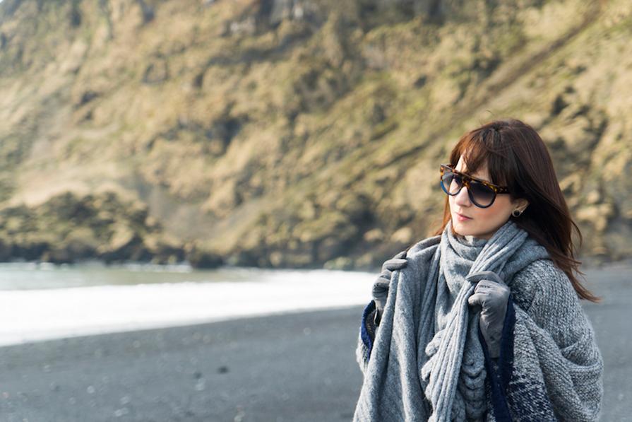 Praias, cavernas e cachoeiras na Islândia