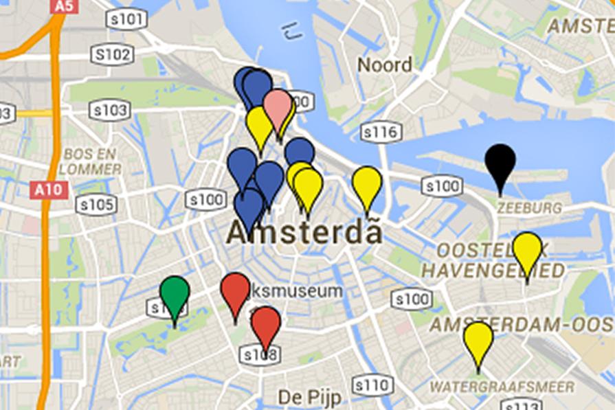 Meu Roteiro: Amsterdam!