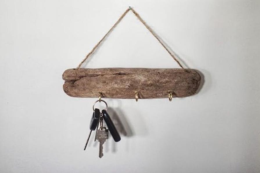 DIY: suporte para chaves