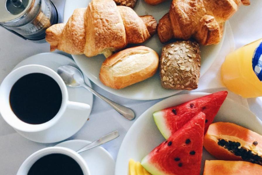 Os 10 melhores cafés da manhã do mundo