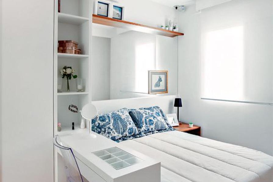 Inspiração: quartos pequenos