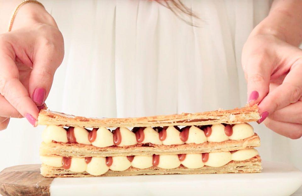 História dos doces franceses