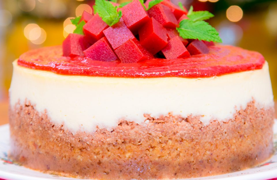 Segredos para a cheesecake perfeita