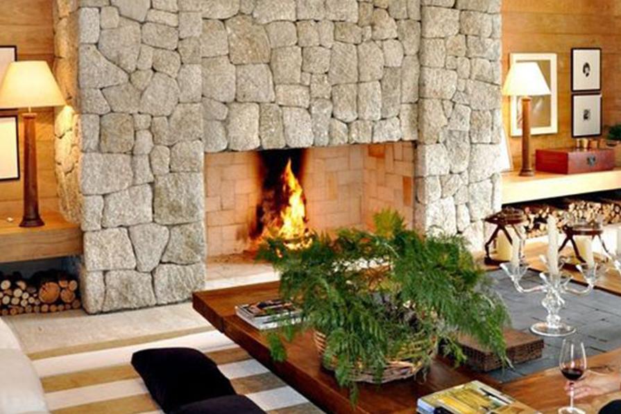 O inverno chegou: lareiras práticas para qualquer décor