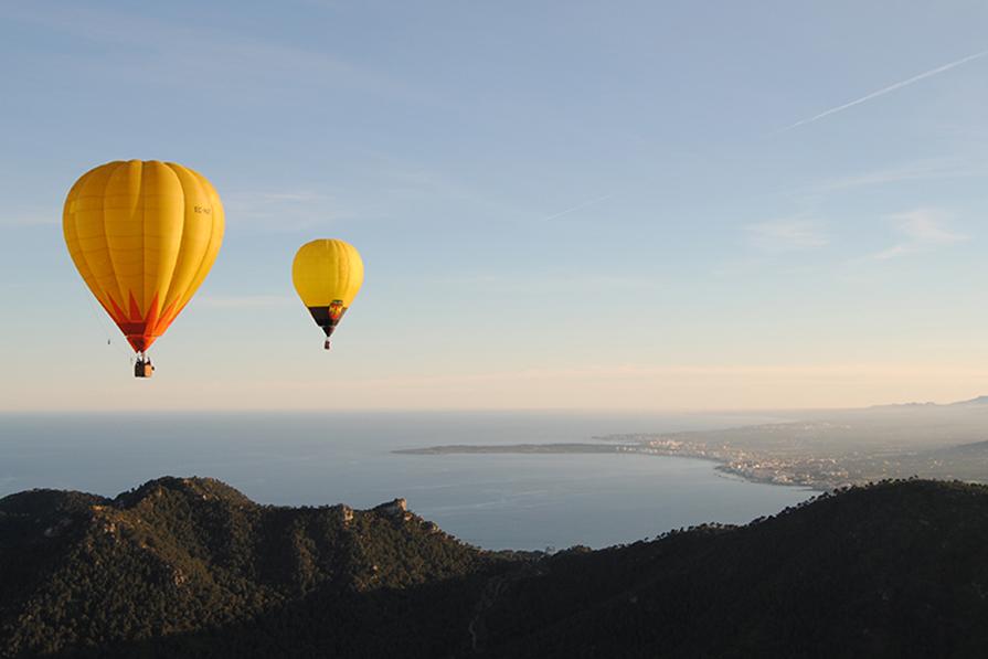 Mallorca por outro ângulo