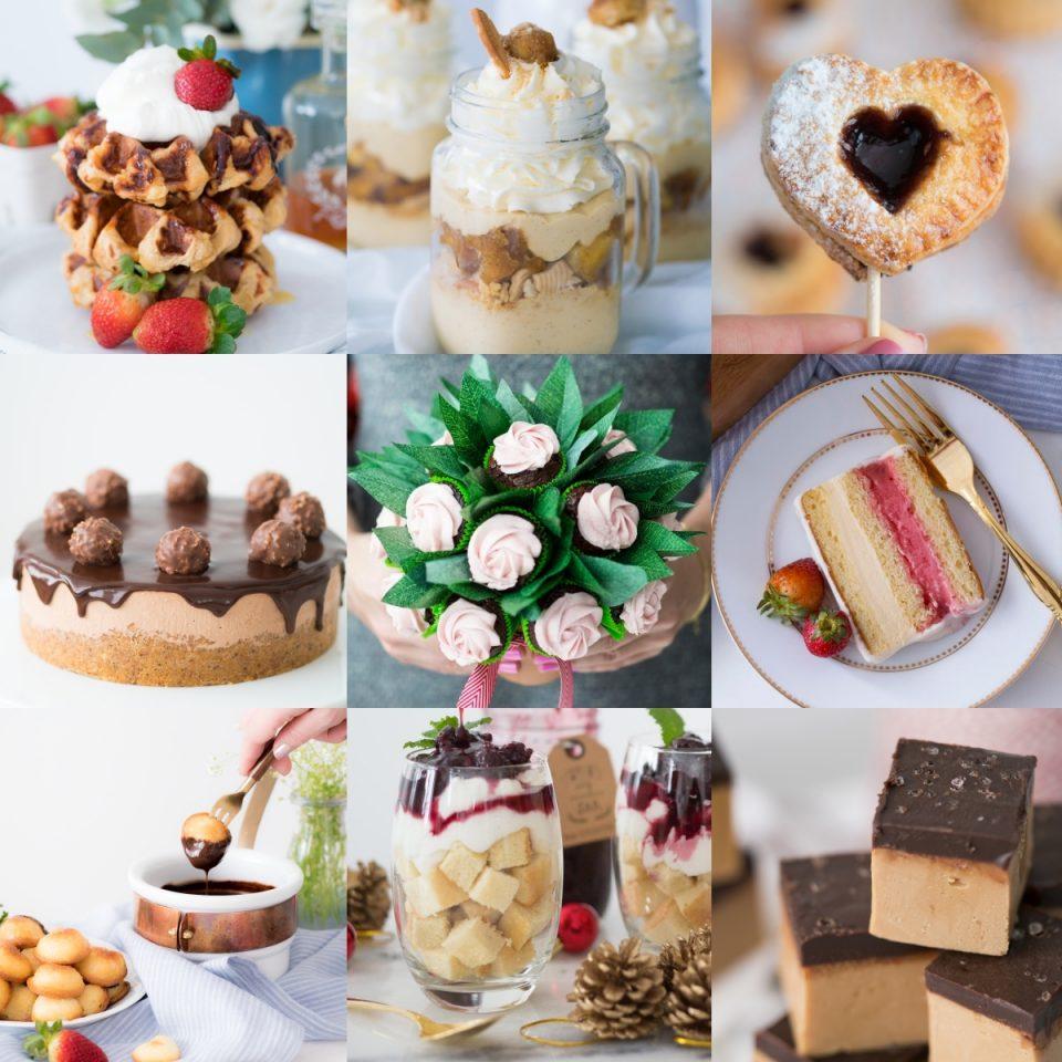 12 sobremesas para conquistar seu amor pela barriga