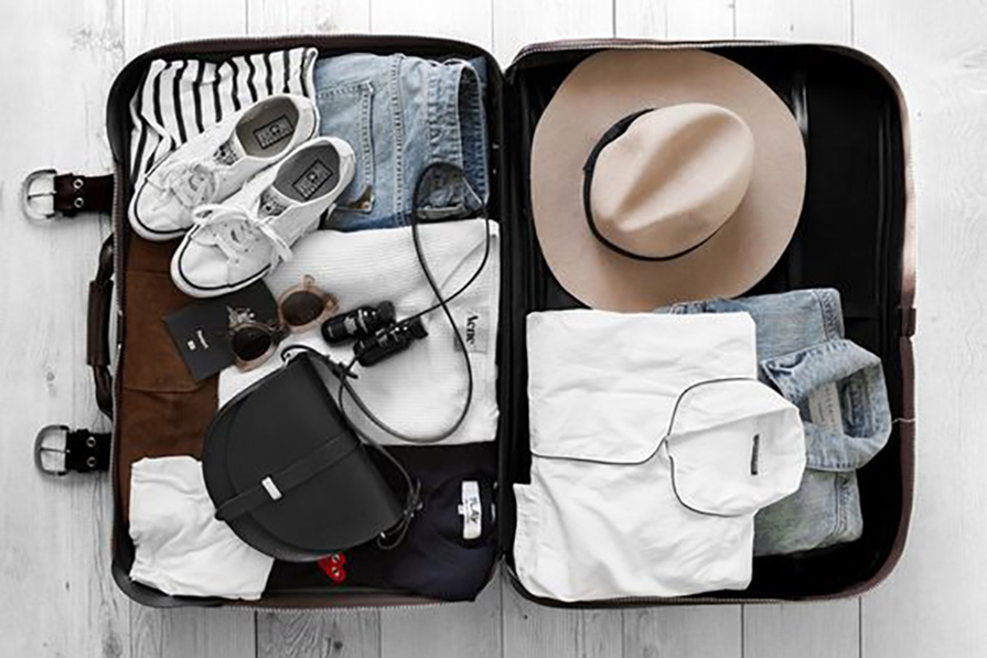 10 peças e acessórios que valem a pena levar na mala