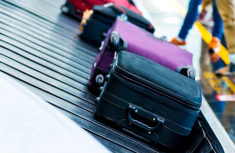 A escolha da mala!