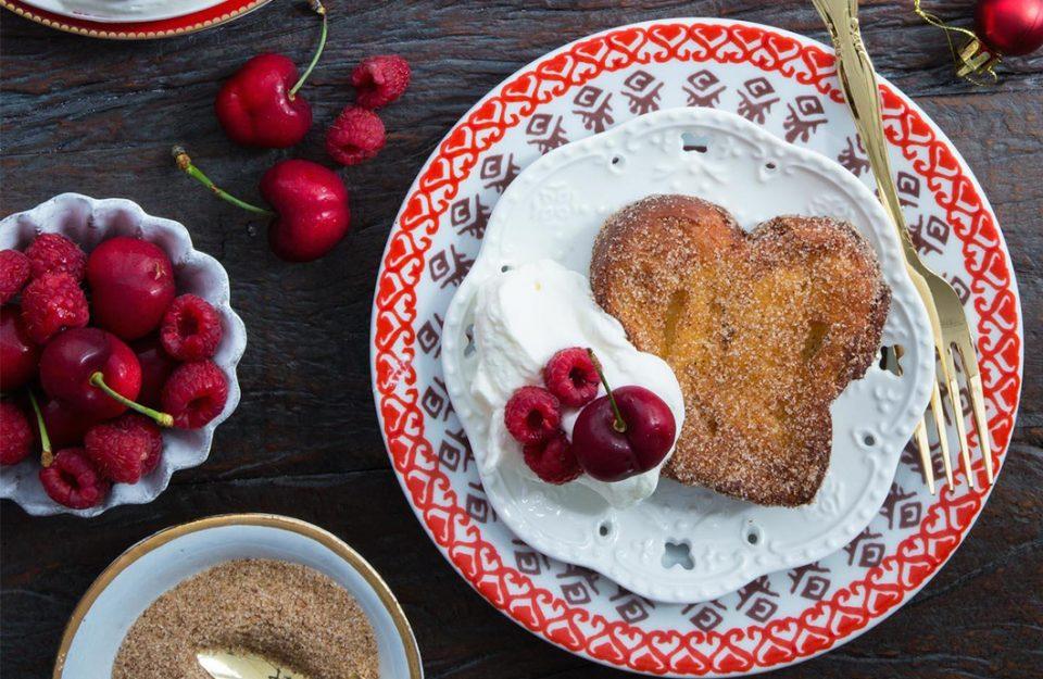 10 Ideias de Café da Manhã para o Natal