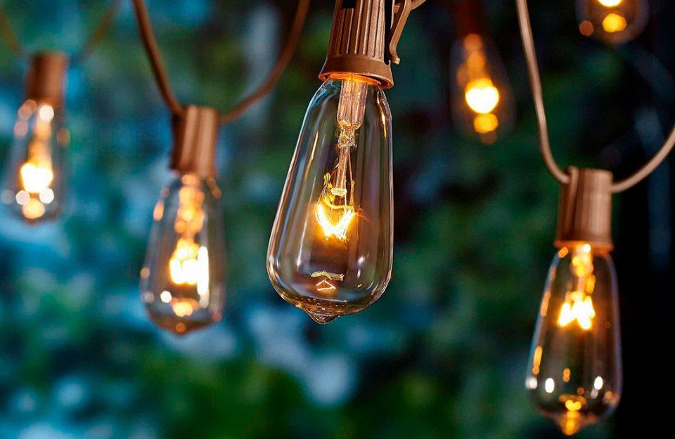 Luzinhas além do Natal: Cordões de Luz