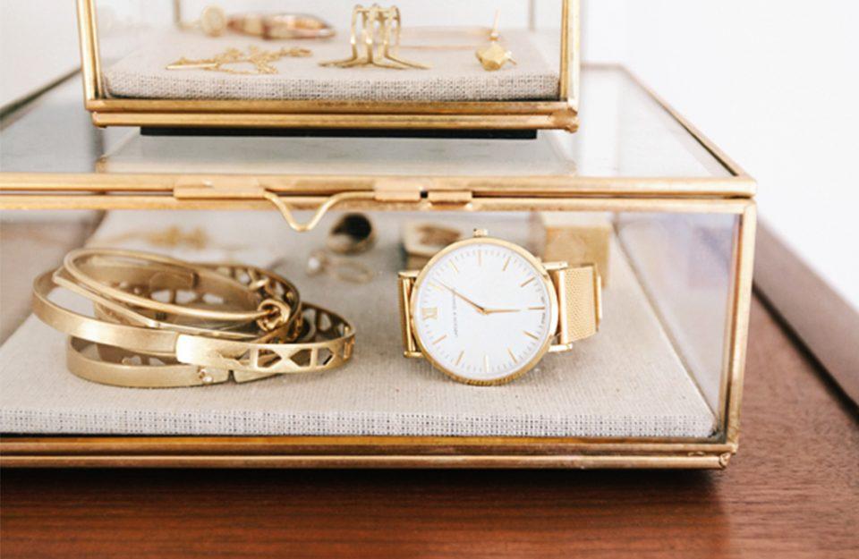 Porta-joias que complementam qualquer décor