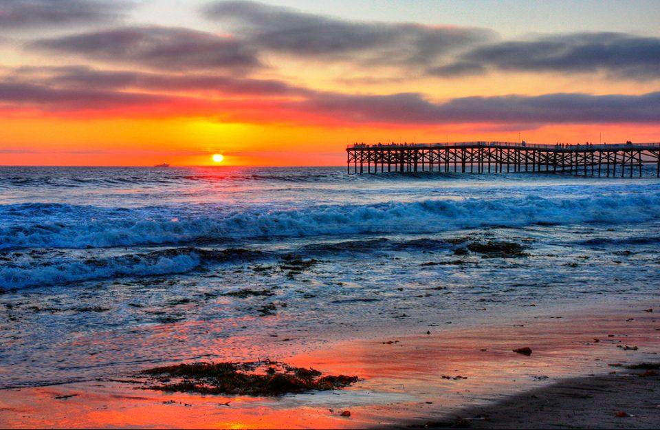 As melhores praias de San Diego