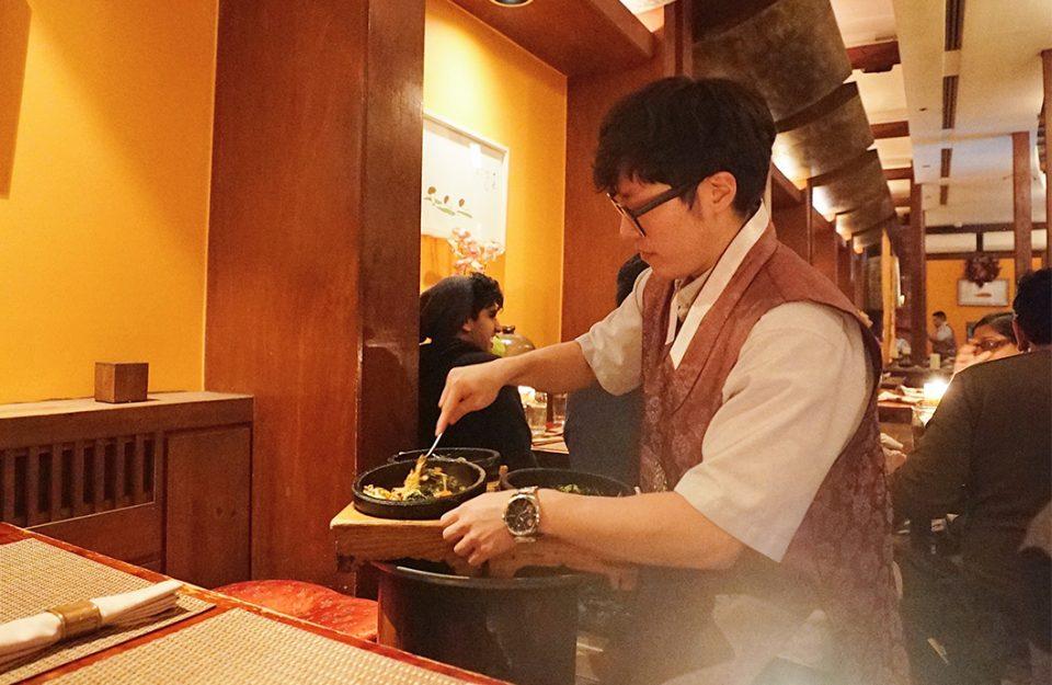 Hangawi: o restaurante coreano vegetariano que você tem que ir em NY