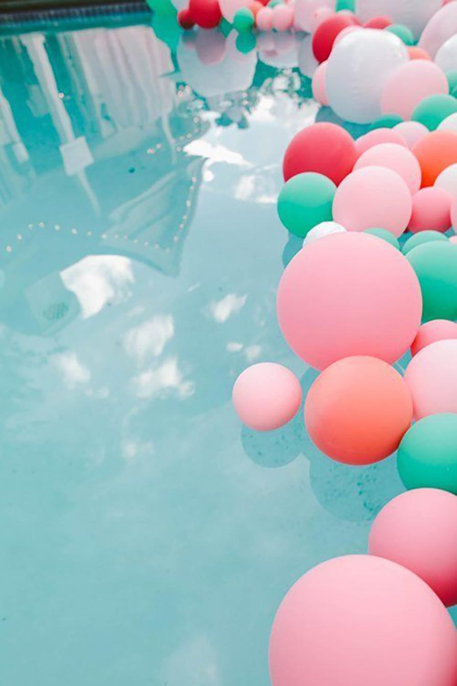 Pool Party Ideias De Decora 231 227 O Danielle Noce